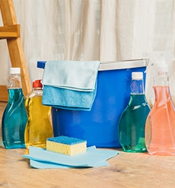 choosing your cleaning products wisely